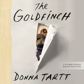 Donna Tartt - The Goldfinch (Unabridged) artwork