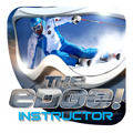 The edge UPS Ski instructor